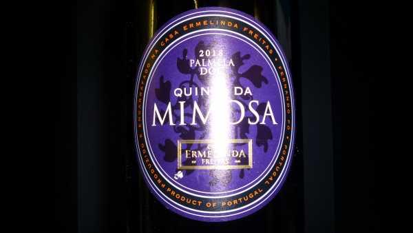 Quinta da Mimosa Palmela DO 2018