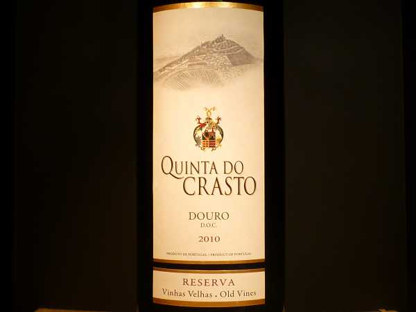 Quinta do Crasto tinto Reserva old vines 2016