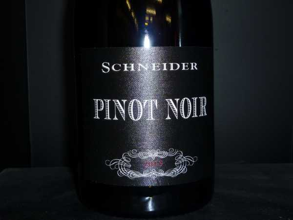 Schneider Markus Pinot Noir Tradition 2015