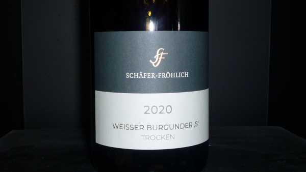 Schäfer-Fröhlich Weisser Burgunder S 2020