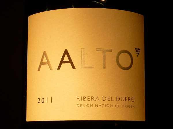 Aalto Ribera del Duero Magnum 2016