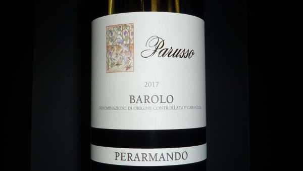 Barolo Parusso Perarmando 2017