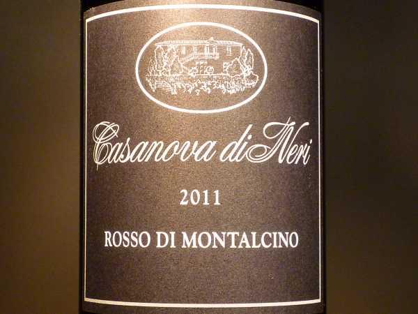 Rosso di Montalcino Casanova di Neri 2015
