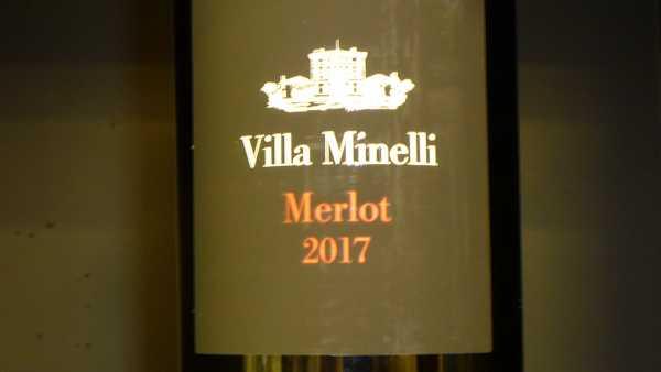 Villa Minelli Merlot 2017 by Luciano Benetton