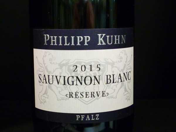 Philipp Kuhn Sauvigon Blanc Reserve 2016