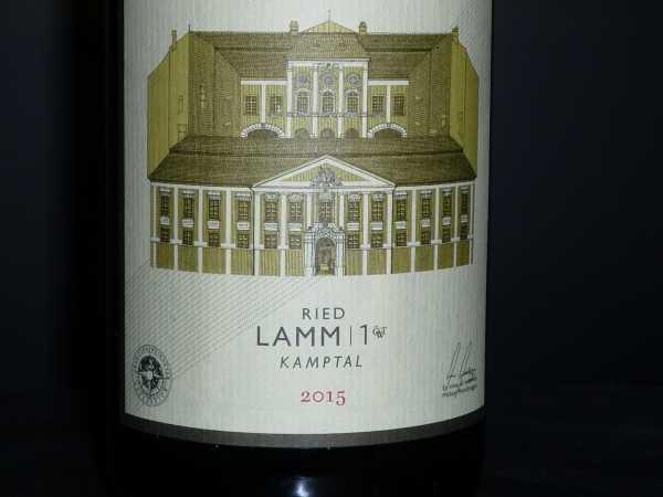 Schloss Gobelsburg Grüner Veltliner Ried Lamm 1. Lage 2015 0,375l