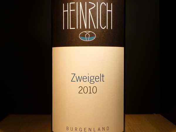 Heinrich Gernot Zweigelt 2017