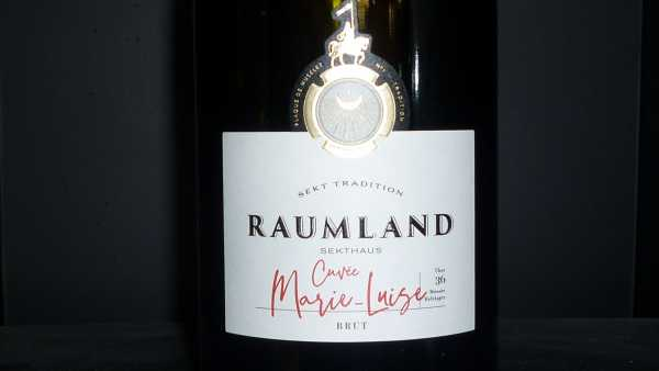 Raumland Cuveè Marie-Luise Brut 2014