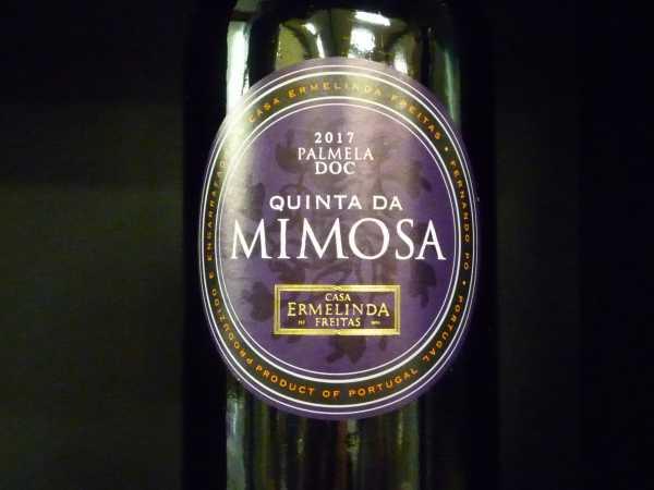 Quinta da Mimosa Palmela DO 2017