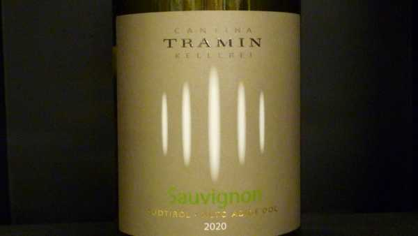 Kellerei Tramin Sauvignon 2020