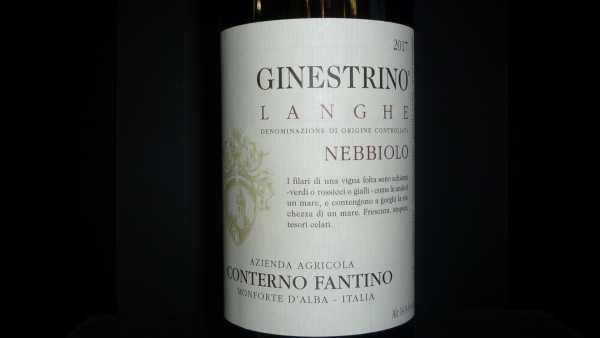 Conterno Fantino Ginestrino Nebbiolo 2018