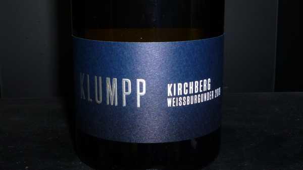 Klumpp Kirchberg Weissburgunder 2019