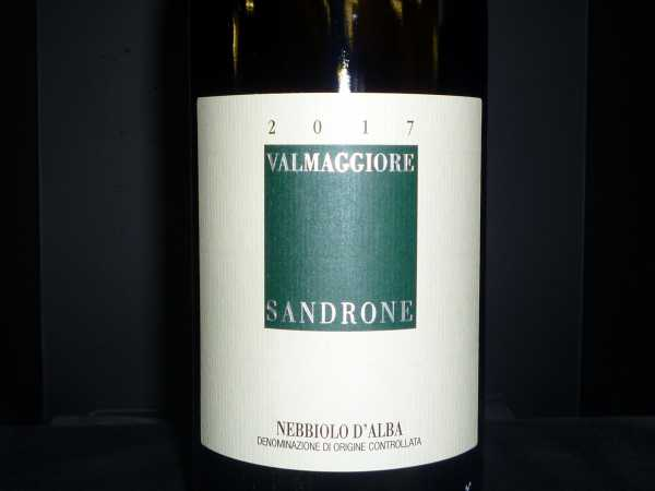 Sandrone Luciano Nebbiolo Valmaggiore 2017 1,5 l Magnumflasche