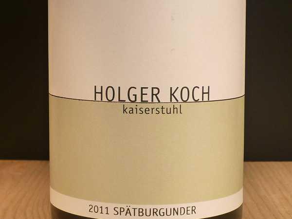 Holger Koch Spätburgunder Kaiserstuhl 2018