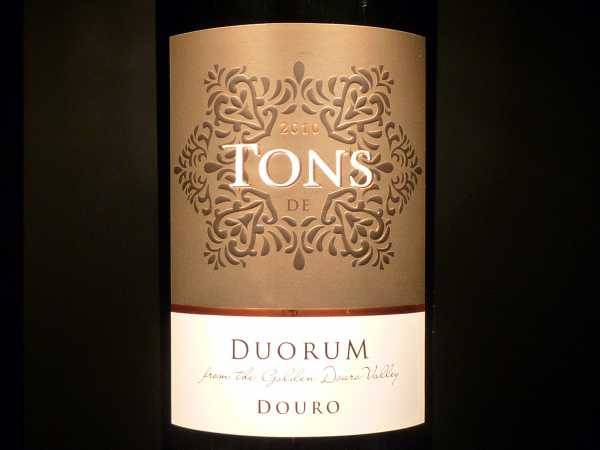 Tons de Duorum Douro 2016