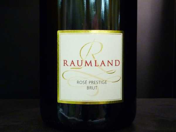 Raumland Rosè Prestige Brut 2012