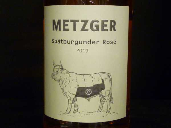 Metzger Spätburgunder Rosé 2019
