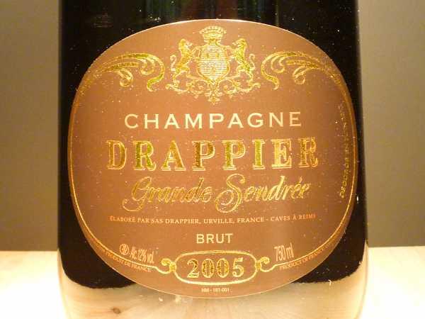 Drappier Cuvee Grand Sendree 2009