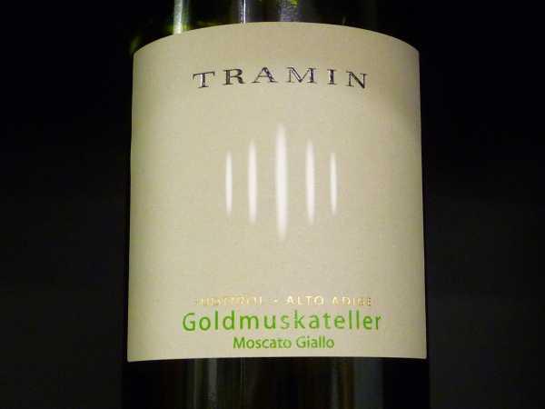 Kellerei Tramin Goldmuskateller 2019