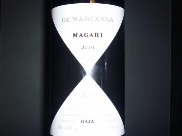 Gaja Magari Ca Marcanda Toscana IGT 2016