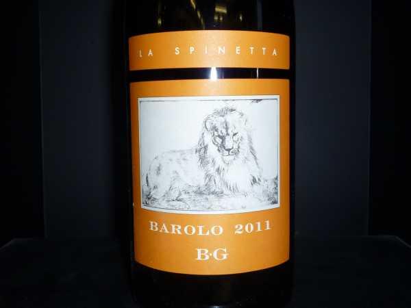La Spinetta Barolo 2011 BG *Botte Grande*