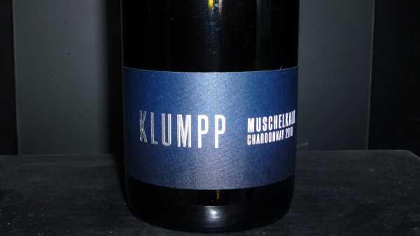 Klumpp Muschelkalk Chardonnay trocken 2019