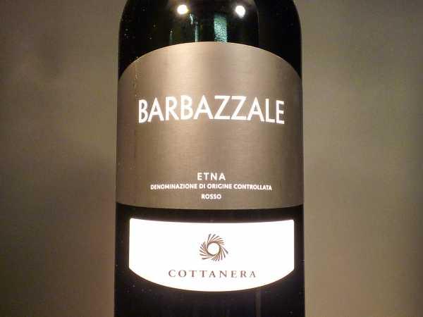 Cottanera Barbazzale Etna Sicilia 2018
