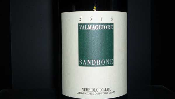 Sandrone Luciano Nebbiolo Valmaggiore 2018 1,5 l Magnum