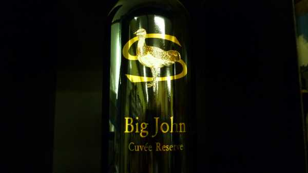 Scheiblhofer Big John Cuvée Reserve 2018