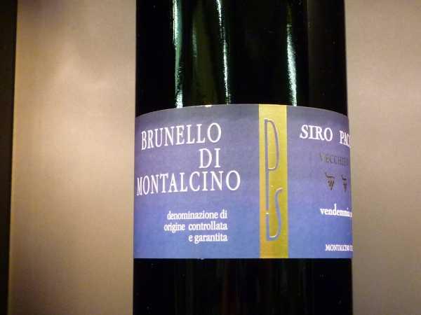 Siro Pacenti Brunello di Montalcino DOCG 2011