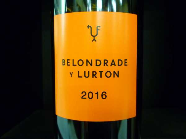 Belondrade y Lurton 2017