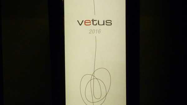 Flor de Vetus 2016 Restmenge