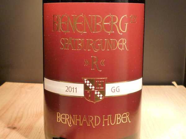 Bernhard Huber Spätburgunder Rotwein Bienenberg Großes Gewächs trocken 2017