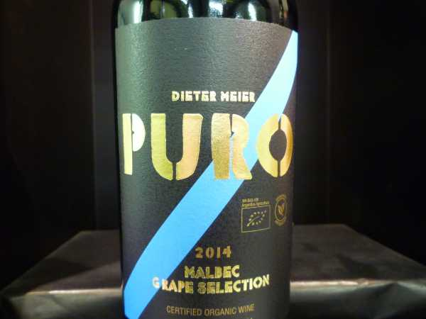 Puro Malbec Grape Selection 2017