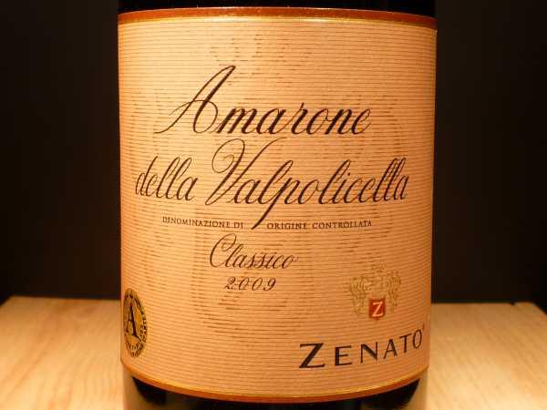 Amarone della Valpolicella Classico Zenato 2015