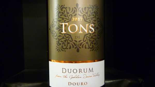 Tons de Duorum Douro 2017