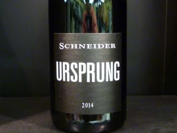 Schneider Ursprung 2017