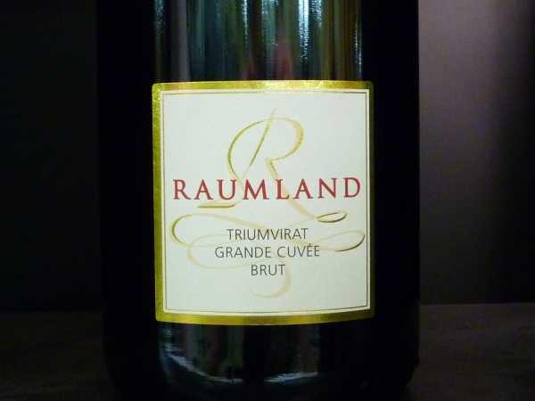 Raumland Triumvirat-Grande Cuveè 2010