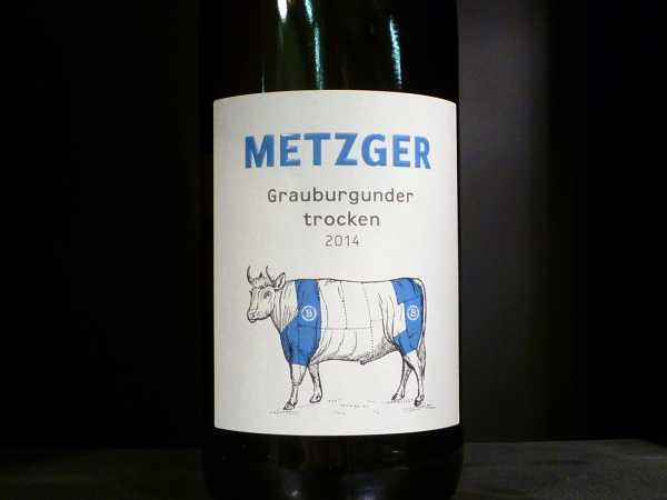 Metzger Grauburgunder trocken 2018