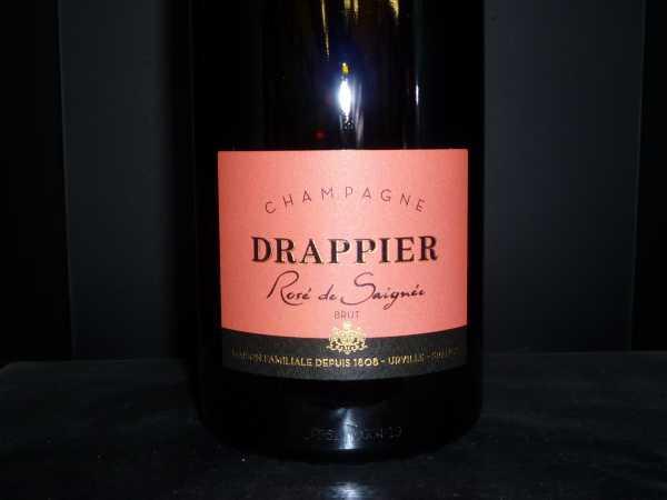 Drappier Rose Brut 0,375