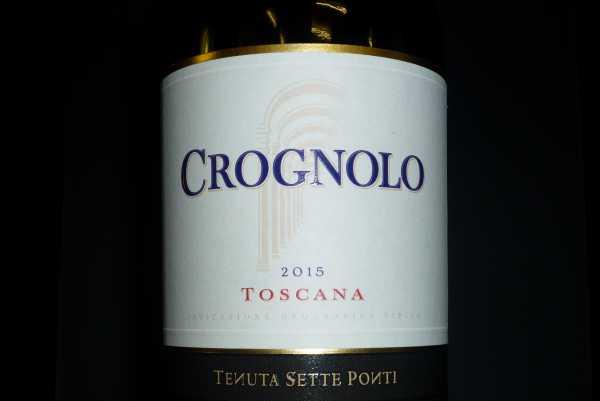 Tenuta Sette Ponti Crognolo Toscana IGT 2015
