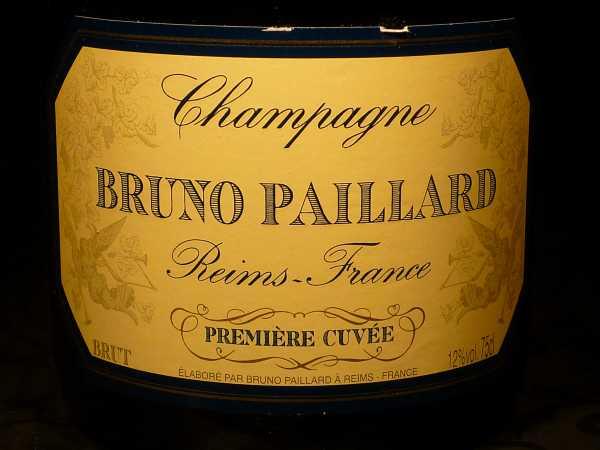 Bruno Paillard Brut Premièr Cuvée -Restmenge-