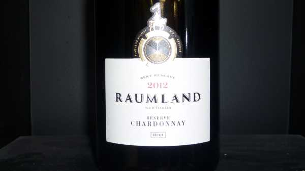 Raumland Chardonnay Reserve 2012