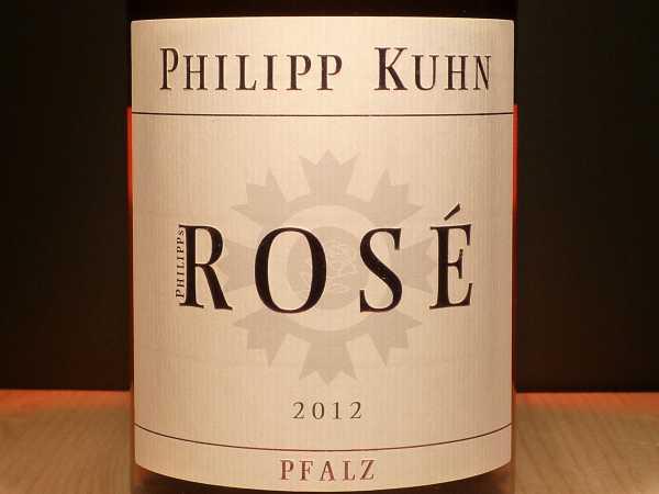 Philipp Kuhn Philipps Rosé trocken 2018