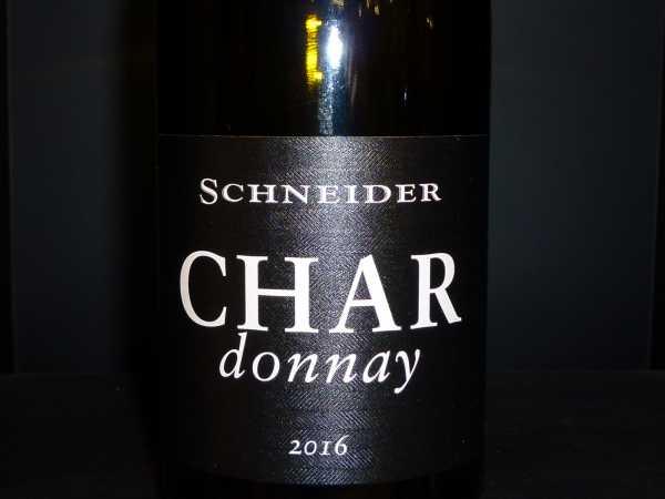 Schneider Markus Chardonnay Ellerstadt 2018