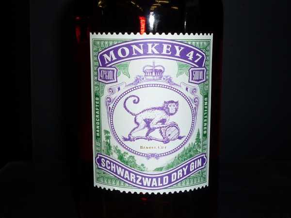 Monkey 47 Barrel Cut