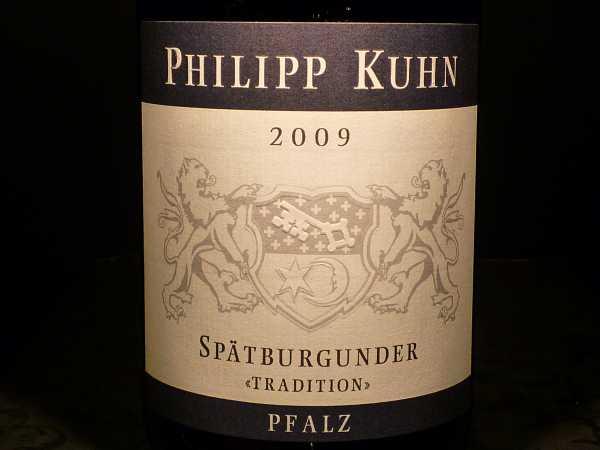 Philipp Kuhn Spätburgunder Tradition 2015