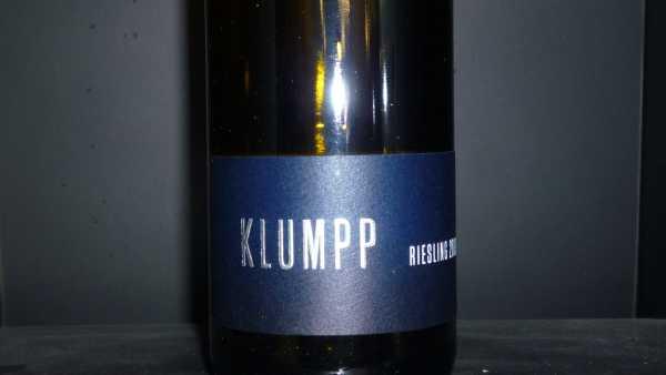 Klumpp Riesling 2019