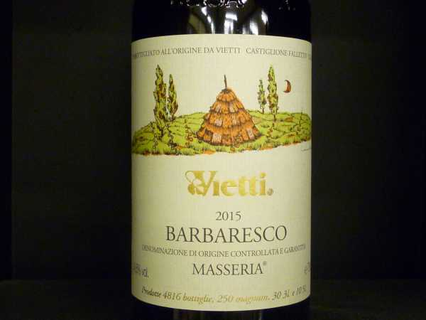 "Vietti Barbaresco ""Masseria"" DOCG 2015"