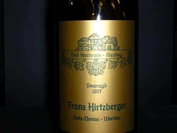 Hirtzberger Riesling Smaragd Hochrain 2017